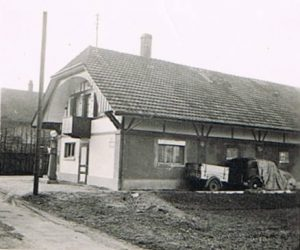 Garage 1950_Zeughausstrasse